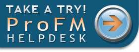 ProFM Helpdesk - FREE web based breakdown reporting and tracking service from vintoCON!